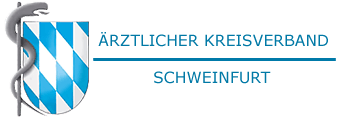 Ärztlicher Kreisverband Schweinfurt Logo